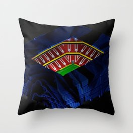 The Kansai Throw Pillow