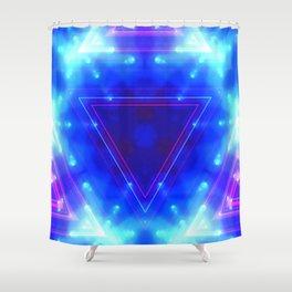 DNA DREAMS II Shower Curtain