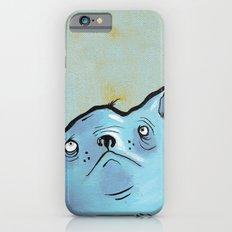 Sad Fat Cat iPhone 6s Slim Case