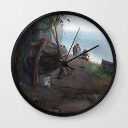 Loisirs Wall Clock