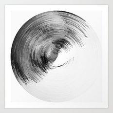 ArcFace  -  Dalì Art Print