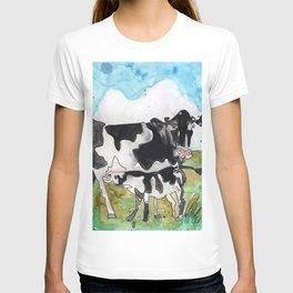 Mommy Milk Cow T-shirt