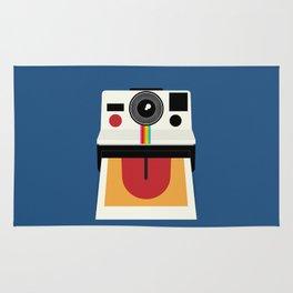 Polaroid Rug