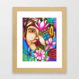 Personal Growth Framed Art Print
