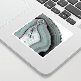 Glacial Agate Sticker