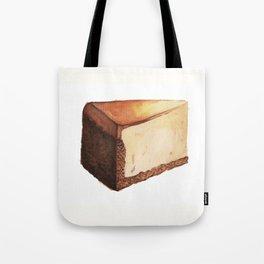 Cheesecake Slice Tote Bag