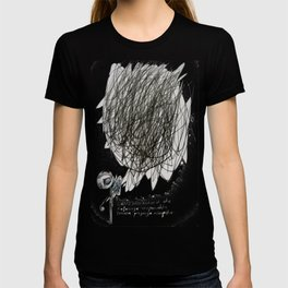 time, city and lost dream T-shirt