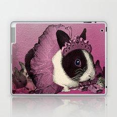 Pink Bunny Princess Print Laptop & iPad Skin