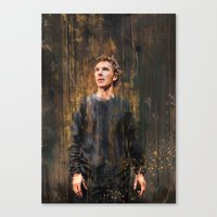 hamlet Canvas Prints featuring Hamlet by Wisesnail