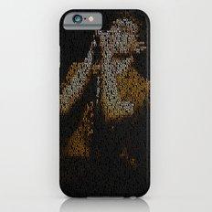 Ian Curtis : Unknown Pleasures Slim Case iPhone 6s