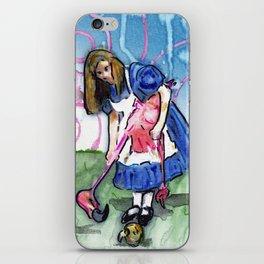 Alice II iPhone Skin
