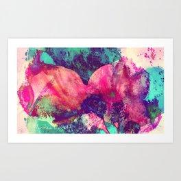 The Joy of Colors Art Print