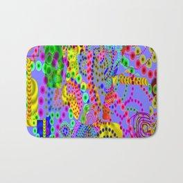 Coral Sea Life, from Mickeys Art And Design.Biz Bath Mat