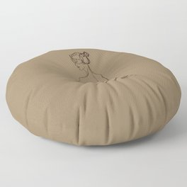 Slender Floor Pillow