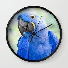Beauty is an Enchanted Soul Wall Clock