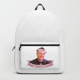IN MUSK WE TRUST Backpack
