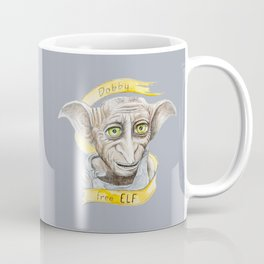 Dobby free Elf Harry Patter Coffee Mug