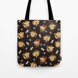 Komainu X Journey to the West Tote Bag