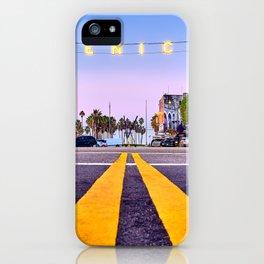 Venice Beach California iPhone Case