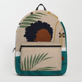 Stay Home No. 2 Backpack