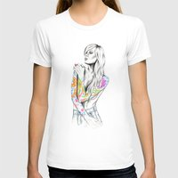 phoenix T-shirts featuring Phoenix by 13 Styx