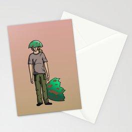 The Num Nums - Sticks Stationery Cards