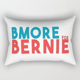 BMORE for Bernie Rectangular Pillow