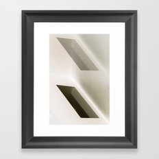 There Are Doors Framed Art Print