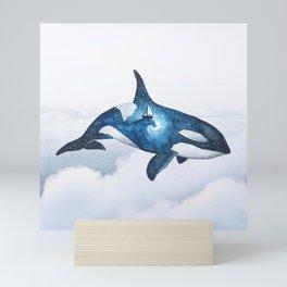 Sea of Clouds Mini Art Print