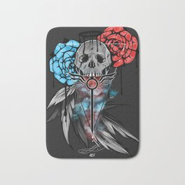 Devil May Cry Design Bath Mat