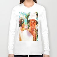 fear and loathing Long Sleeve T-shirts featuring Fear and Loathing in Las Vegas by ururuty