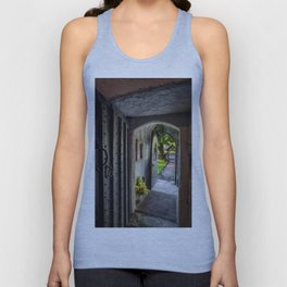 St Gwyddelan Church Unisex Tank Top