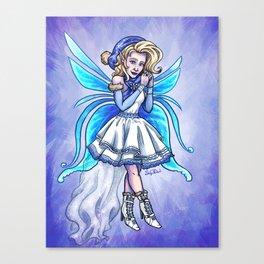 Winter Fairy Canvas Print