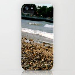 Lake Michigan Beach iPhone Case