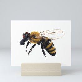 The Life of a Bee Mini Art Print