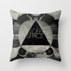 Cosmosis Throw Pillow