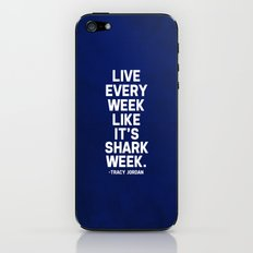 30 Rock - Tracy Jordan iPhone & iPod Skin