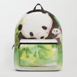 with mama panda Backpack