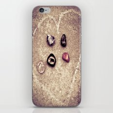 The Five of Us iPhone & iPod Skin