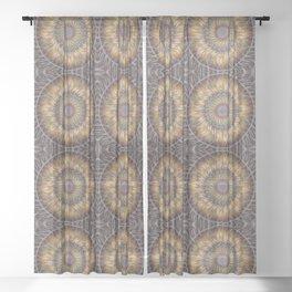 Acceleration Sheer Curtain