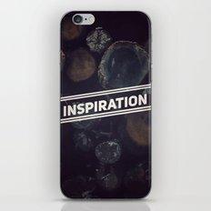 Inspiration iPhone & iPod Skin