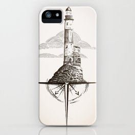 Lighthouse of Dreams iPhone Case