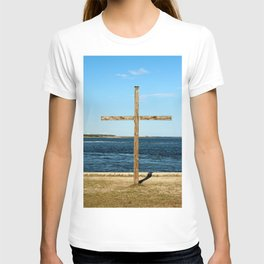 Seaside Cross T-shirt