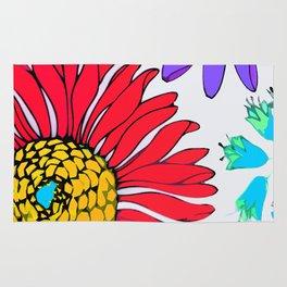 Flower Power! Rug