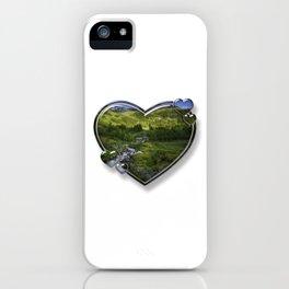 I Love Norway iPhone Case