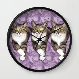 Zoey Wall Clock