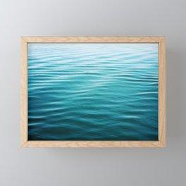 ripples Framed Mini Art Print