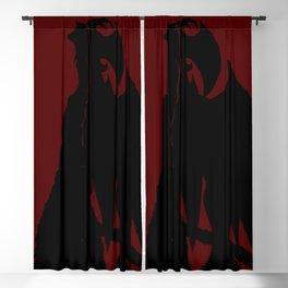Devilman Crybaby Blackout Curtain