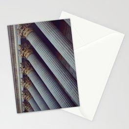 The Palace of the twenty-four columns - Palais de Justice de Lyon - Fine Art Photography Stationery Cards