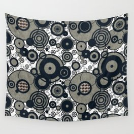 Cogs & Gears Wall Tapestry